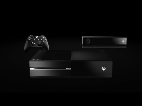 Microsoft XBOX One Console with XBOX One Wireless Controller and Kinect Video