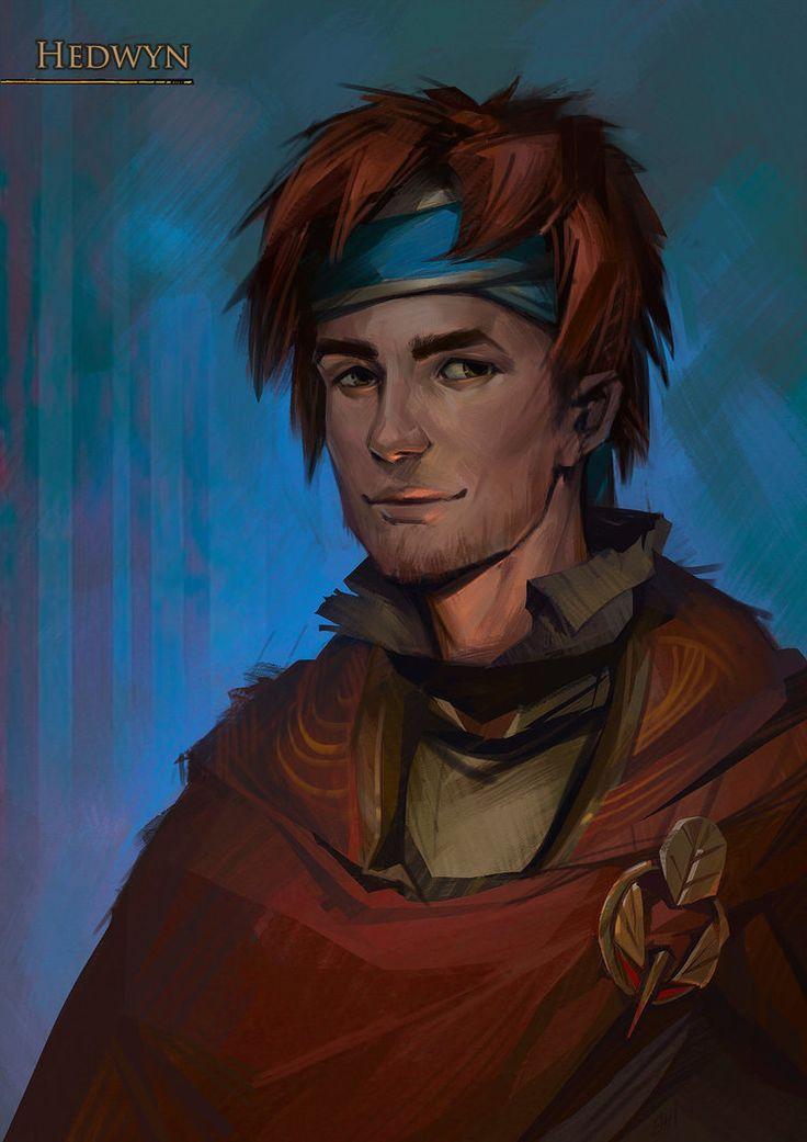 Hedwyn (Pyre) by LeKsoTiger.deviantart.com on @DeviantArt