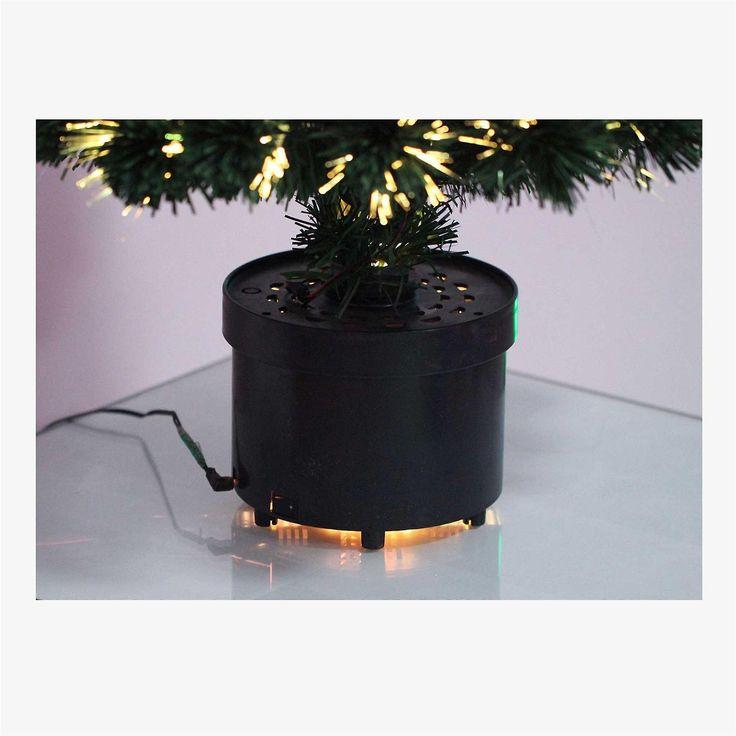 3ft, 36 inch Christmas tree Fiber Optic Pre-Lit xmas tree with Berry LED Lights   Fruugo