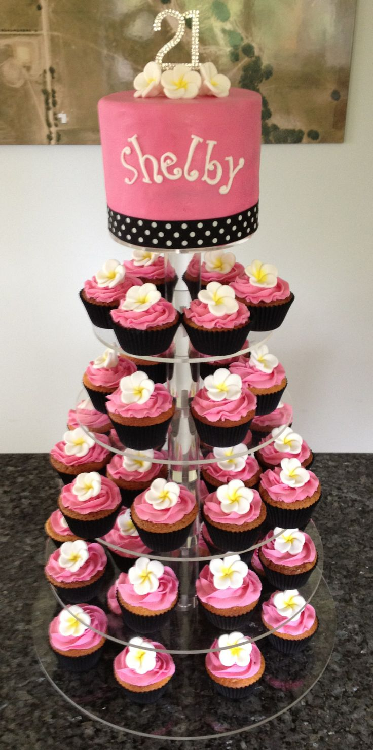 Cupcake Decorating Ideas For 21st Birthday Bjaydev for