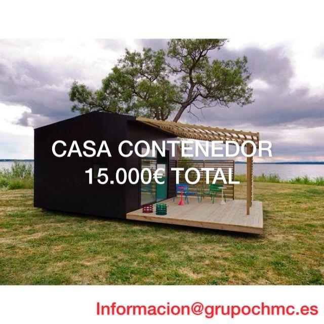 Reproducir v deo casa contenedor total incluido - Casas contenedor espana ...