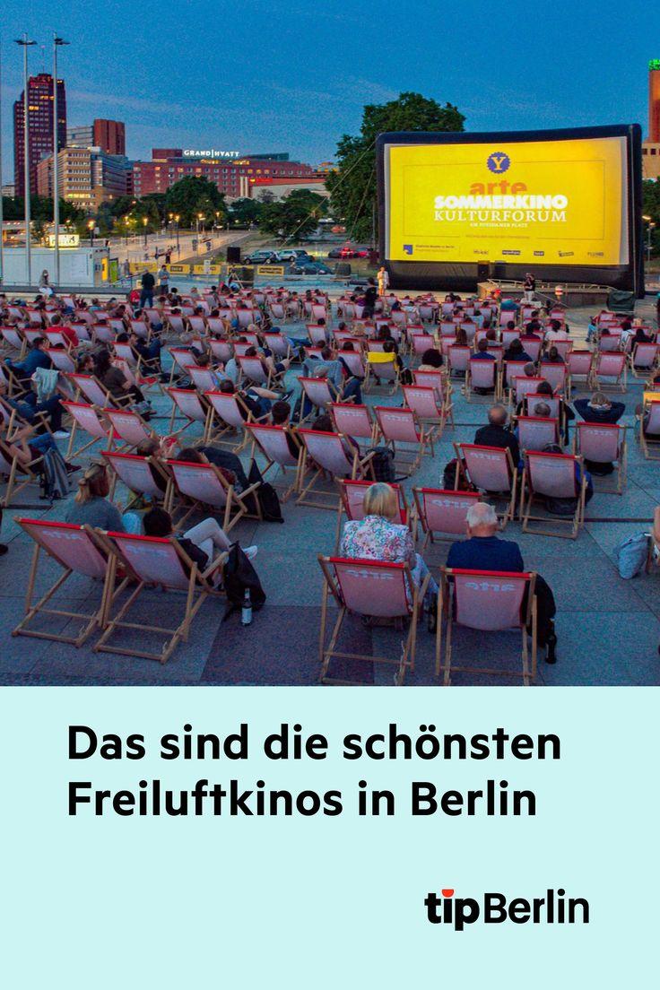 Freiluftkinos Berlin Programm 2021