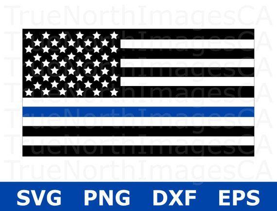 Thin Blue Line Flag Svg Thin Blue Line Svg Police Svg Police Flag Svg Police Support Svg Svg Files For Thin Blue Line Flag Blue Line Flag Police Flag