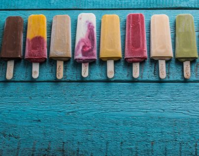 """Check out new work on my @Behance portfolio: """"ANJUNA ICEPOPS"""" http://be.net/gallery/43323223/ANJUNA-ICEPOPS"""