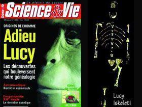 Lucy kandırmacası (Australopithecus afarensis)