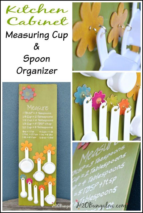 Best 25+ Measuring cup storage ideas on Pinterest | Kitchen ...