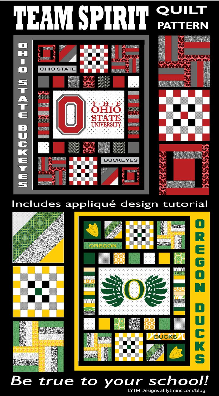 Would you love to own or gift a quilt that really shows off a favorite team, school or sport? Have you looked in vain for logo designs or really cool ready made quilts, only to discover that they are licensed and (if available) are outta this world expensive? I can help! Several years ago, I …