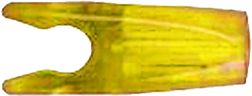 EASTMAN OUTDOORS INC Soma Pin Nock #1 Small Yellow, DZ