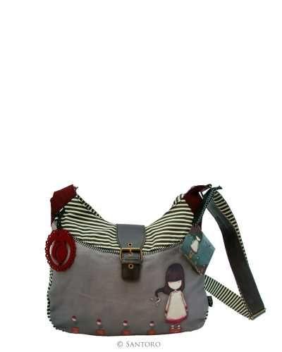 Gorjuss Woollen Slouchy Bag - 30th gift part 2