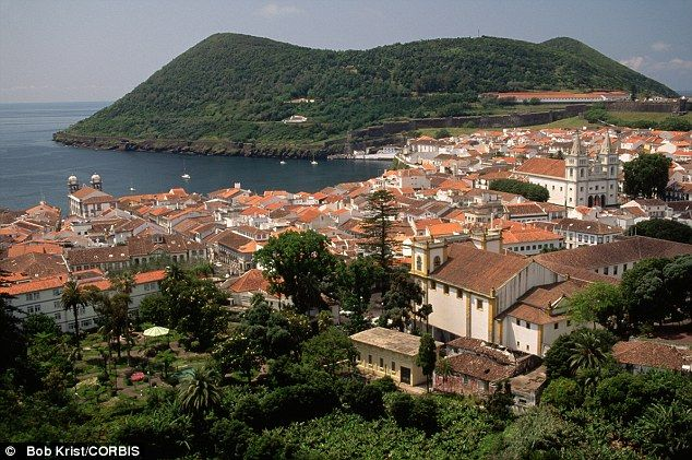 Treat to explore: Angra do Heroismo is the Azores' oldest city and now a UNESCO world heritage site, Azores, Portugal