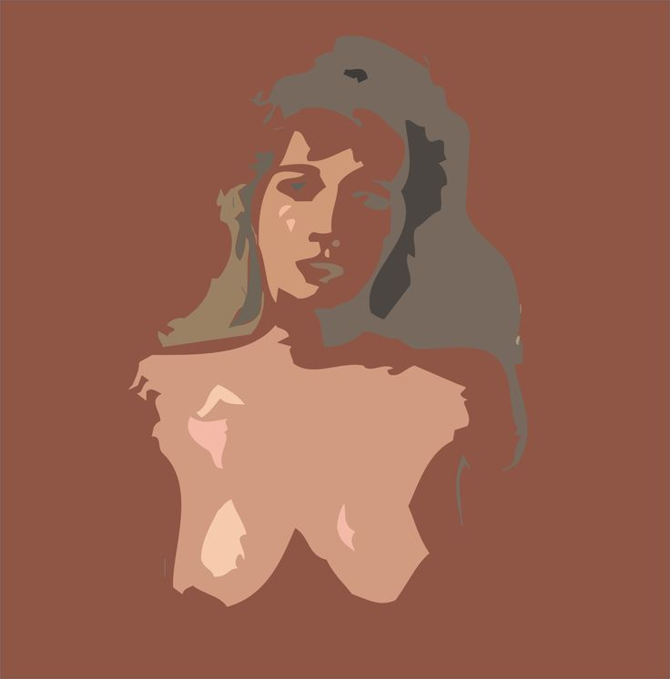 Versuch Pixelgrafik in Vektorgrafik zu wandeln. Mit Nachbearbeitung.