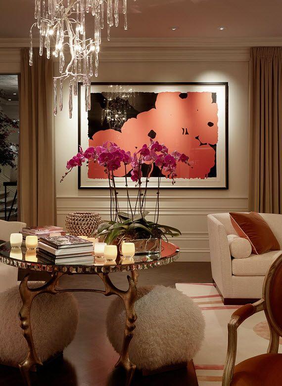Note paneling: Living Room // San Francisco Decorator Showcase // Phillip Silver
