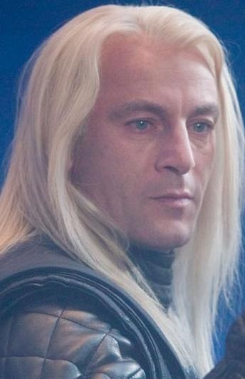Jason Isaacs as Lucius Malfoy in Harry Potter: The Order of the Phoenix
