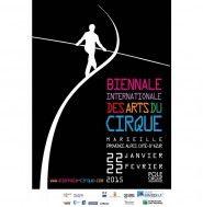 la Biennale Internationale des Arts du Cirque Marseille – Provence Alpes Côte d'azur - du 22 janvier au 22 février - http://artsixmic.fr/la-biennale-internationale-des-arts-du-cirque-marseille-provence-alpes-cote-dazur/