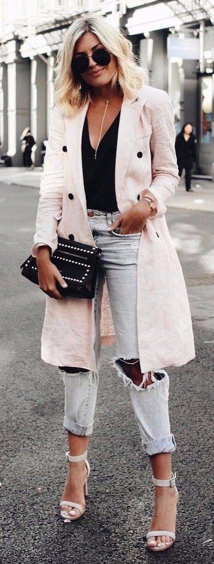 pastel shades street style