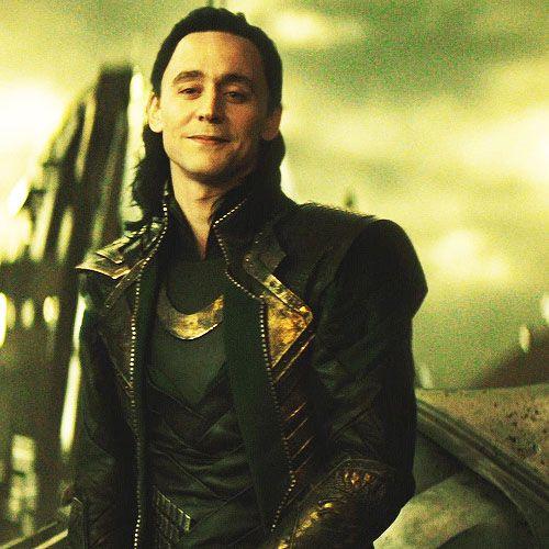 Loki Laufeyson everyone