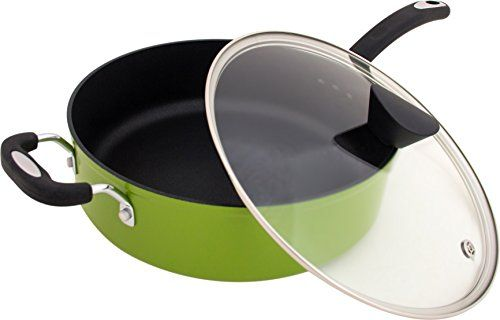 The Green Earth All-In-One Sauce Pan by Ozeri, with Ceram... https://www.amazon.com/dp/B01AOOH0Y0/ref=cm_sw_r_pi_dp_x_QKxuyb50P426A