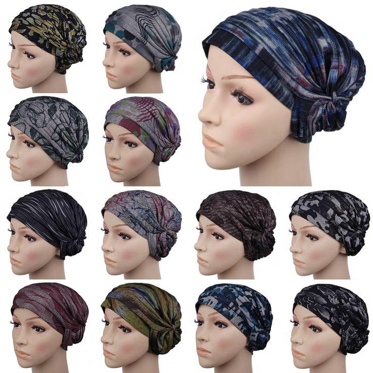 2017 muzułmanin szalik hidżab shawlWomen's Panie Bonnet Cap Pokrywa Głowicy Muzułmaninem Hidżab muzułmanin Islamski Turban Kapelusz Czapki szalik kobiet