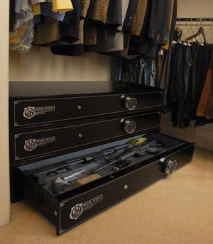 War Dog Safe - Platinum Model by War Dog Safe Company. $1799.00. War Dog Safe Platinum model is designed to store under the bed or to stack in a closet. Precision crafted in America, this safe offers state-of-the-art security &  fast accessibility to your guns and other valuable possessions.