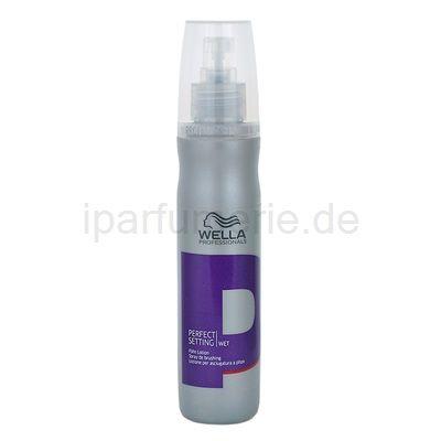 Wella Professionals Wet Perfect Setting Haarspray für Volumen und Glanz | iparfumerie.de