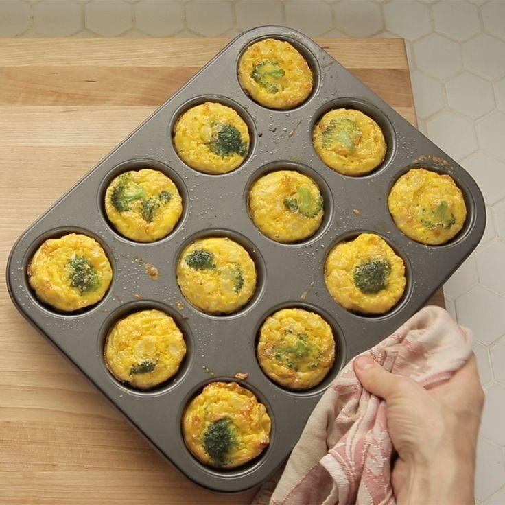 20 Make Ahead Breakfast Recipes With Eggs: Breakfast Recipes, Make