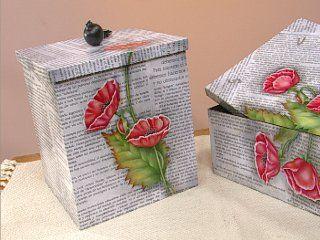 Pintura | Cajas decoradas | Utilisima.com