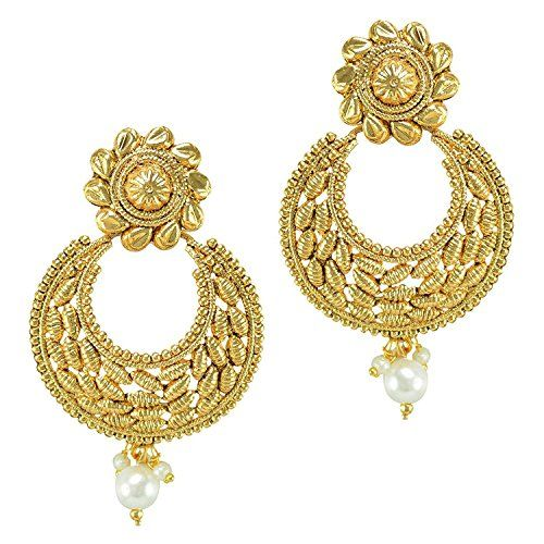 Indian Bollywood White Pearls Gold Plated Party & Wedding... https://www.amazon.com/dp/B06X19136T/ref=cm_sw_r_pi_dp_x_BpcPyb8WT1825