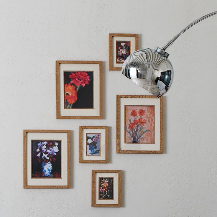 Eclectic frames