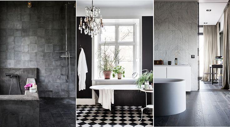 Renovera om badrummet? Se hit för inspiration! | ELLE Decoration
