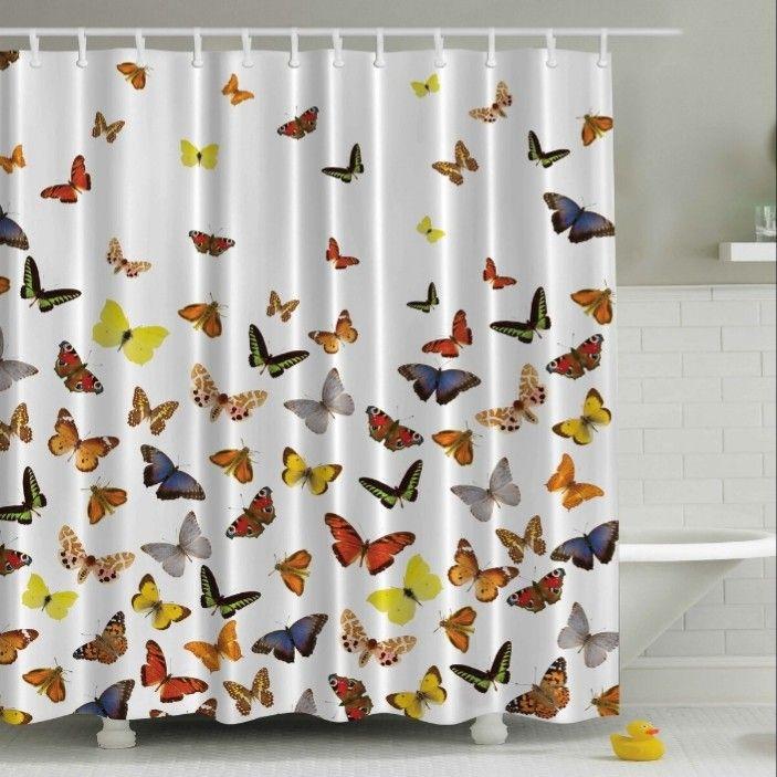 Pin By Martharoach On Bathroom Shower Curtain Set Printed Shower Curtain Bathroom Shower Curtain Sets Shower Curtain