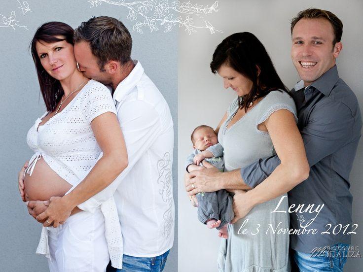 Bien-aimé Les 141 meilleures images du tableau Ventre rond et bébé ~Modaliza  CK35