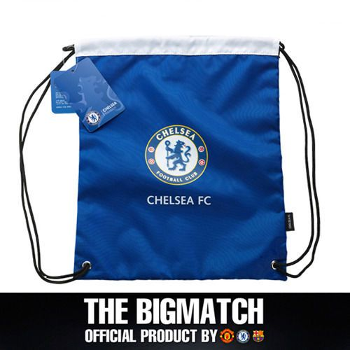 Chelsea Official Backpack soccer shoes Gym sack bag CFC-AC002 #EON #DuffleGymBag