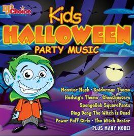 Halloween Music For Kids – DJ's Choice, Kidz Bop & More Halloween Spooky Music!