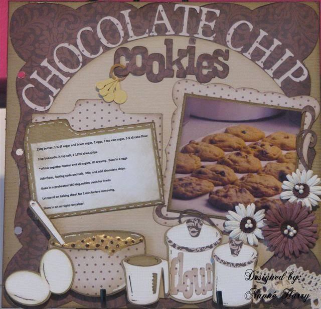 Cookbook:  Chocolate Chip Cookies