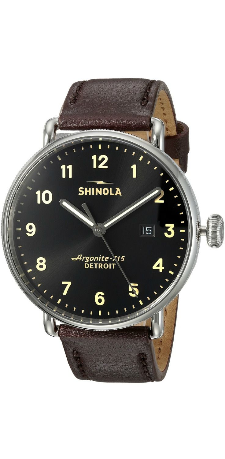 Don't live on borrowed time. Become a legend in your lifetime with the masterful machinery of a #Shinola #Detroit #timepiece.  #men #watch #timepieces #watches #jewelry