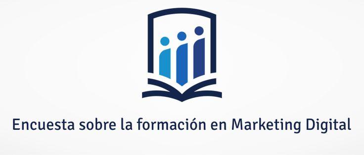 Encuesta sobre el estado actual de la formación en el marketing digital http://blgs.co/9ULbk0