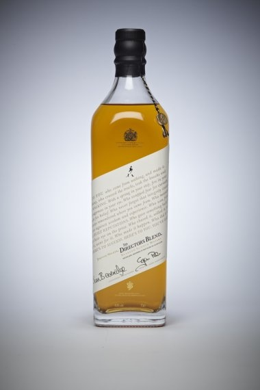 Johnnie Walker, Directors Blend, white label design (no offence meant, its never white label design) Scotch Whisky by LOVE