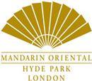 Логотип отеля Mandarin Oriental Hyde Park