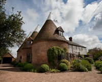 Luxurious boutique Bed and Breakfast near Tenterden in Kent, The Oast in Wittersham