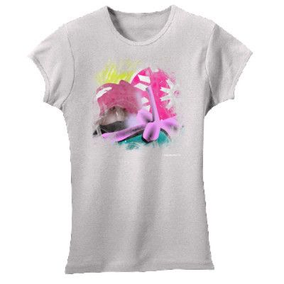 "Ethical Fashion T Shirts for Girls by Salamanda Co -""Lipalicious"" - Salamanda Co"