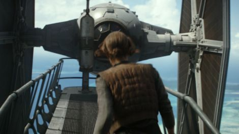Rogue One: A Star Wars Story is the first Star Wars film not to have an opening crawl. Gary Whitta, the first screenwriter on the film, did write one—but it was never actually in a script.