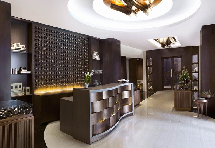 Lagoon Spa Reception Desk at The Laguna, a Luxury Collection ...