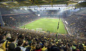 Borussia Dortmund v Liverpool: Europa League quarter-final first leg  live!