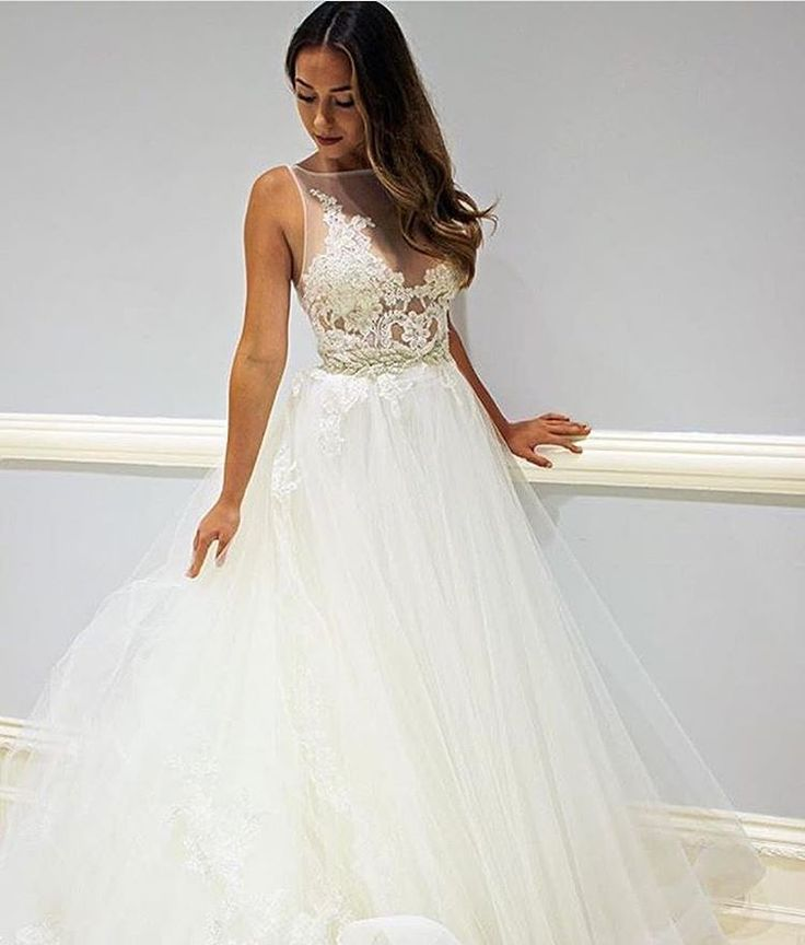Tulle And Lace Wedding Gown By Lazaro Trunk Show At Kleinfeld Bridal November 4th