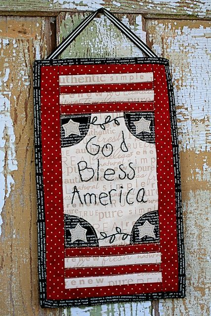 Now more than ever . . .: Hanging Fre Patterns, Wall Hanging, Minis Quilts Patterns, Mini Quilt Patterns, Language, Free Patterns, America Patterns