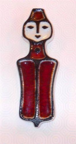 UNUSUAL 1960/70s PORSGRUND KONRAD GALAAEN DESIGNED WALL HANGING | eBay