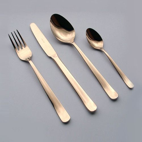 Oslo Copper Pink Tableware