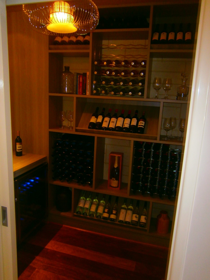 In home wine storage room! (Show home - shorehaven, WA)