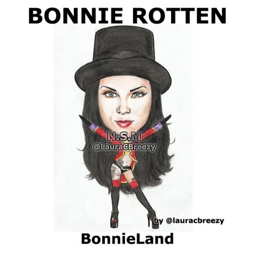 "Bonnie Rotten ""BonnieLand"""