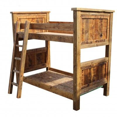 Rustic Trim Bunk Beds In 2018 Decor Pinterest Bed And Wood